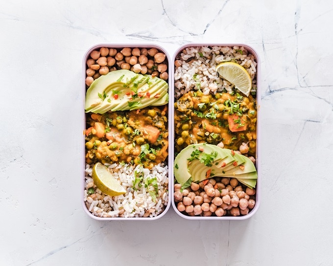 personal chef meal prep